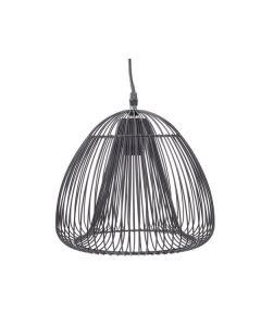 Hanglamp metaal zwart