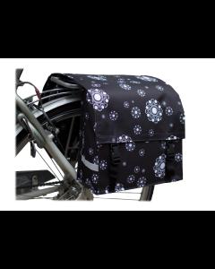 Zeeuwse knop dubbele fietsentas
