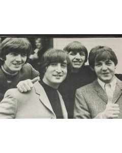 Wanddecoratie  Beatles