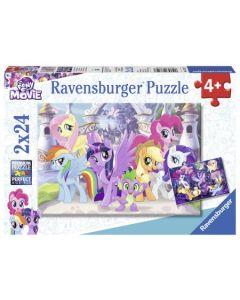 Puzzel My Little Pony 2 x 24