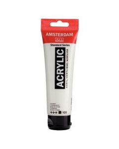 Amsterdam Acrylverf 120 ml Titaanwit 105