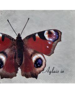 Servetten vlinder tweezijdig