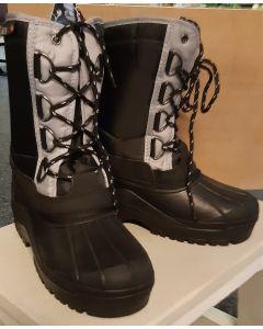Boots grijs zwart