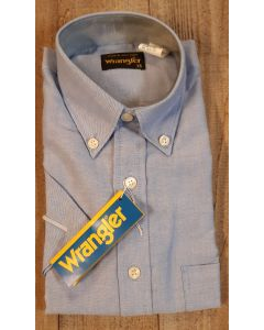 Wrangler Overhemd korte mouw