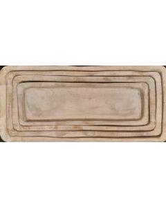 houten dienbladen 4 verschillende maten