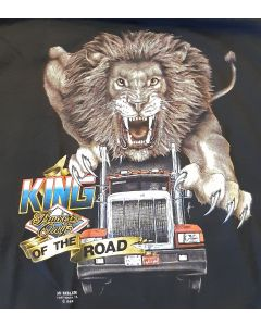 """Trucker"""" King of the Road"""""""