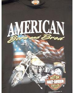 "Harley Davidson ""American Born and Bred"""