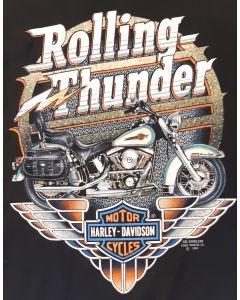 "Harley Davidson ""Rolling Thunder"""