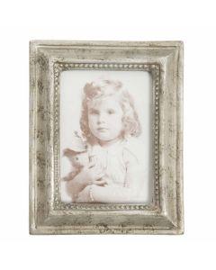 Fotolijst oud zilver