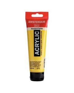 Amsterdam Acrylverf 120 ml Transparantgeel Groen 272