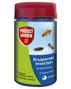 Protect fastion KO kruipende insecten
