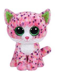 TY Cat met glitter oogjes 24 cm