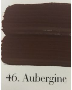 L'Authentique krijtverf Aubergine