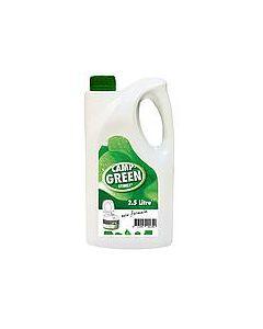 Toiletvloeistof 2.5 liter Green