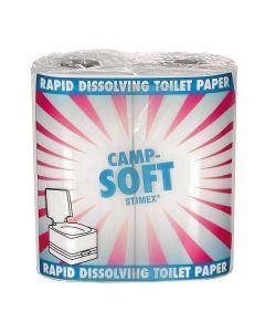 Toiletpapier soft voor chemische toiletten