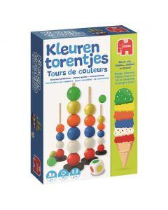 Spel kleurentorentjes