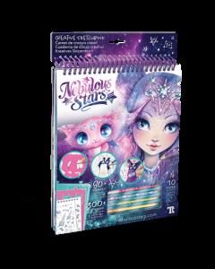 Nebulous creatief schetsboek Nebulia
