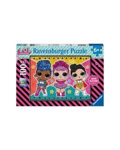 LOL Puzzel Sterren en Glitters 100 stukjes