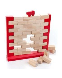 De vallende muur spel