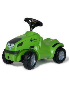 Loopauto tractor