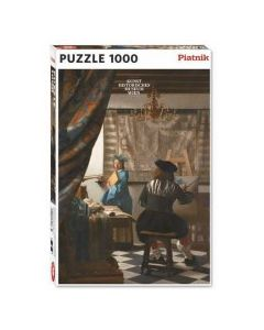 Puzzel Johannes Vermeer 1000 stukjes