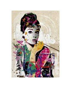 Puzzel Audrey Hepburn 1000 stukjes