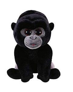 TY Gorilla glanzende oogjes 24 cm