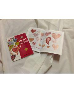 Borduurboek: harten