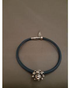 Armband met Zeeuwse schuifknop