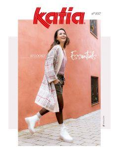 Katia brei en haakboek Essentials 107