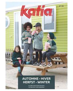Katia brei en haakboek Kinderen