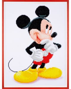 Diamond painting, Disney Mickey Mouse