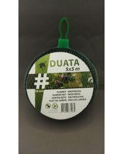 Tuinnet Duata (zwart) 5x5 m