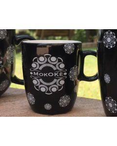 Zeeuwse knop espresso mokje MOKOKE