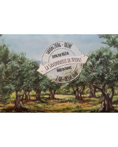 Savon zeep  Olive