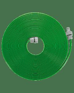 Platte sproeislang groen