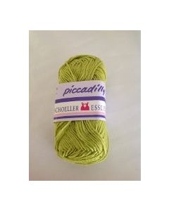 Piccadilly katoen groen