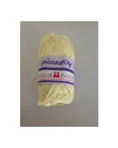 Piccadilly katoen geel