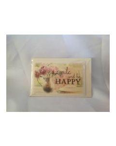 Geurkaart happy