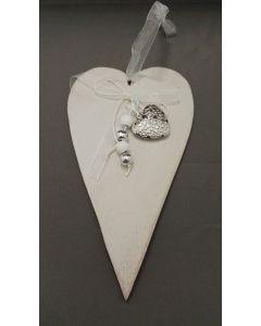 Decoratief hart, hanger