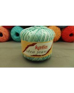 Katia Idea Jeans Mint Groen
