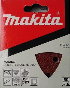 Schuurpads Makita klik voor meerdere soorten
