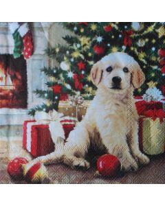 Servetten Kerst