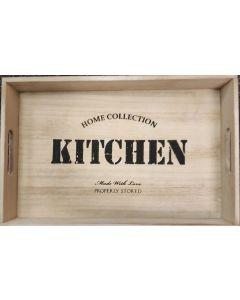 Dienblad Hout Kitchen