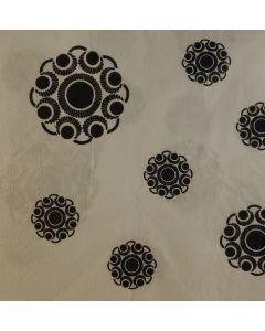 Zeeuwse knop servetten wit