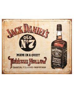 Jack Daniel's Metalen bord