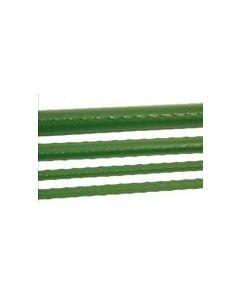 Plantenstok kunststof groen