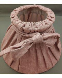 Lampenkap Oud roze