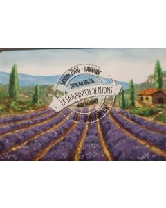 Savon Zeep Lavendel