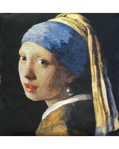 Johannes Vermeer Kussen Meisje met de Parel
